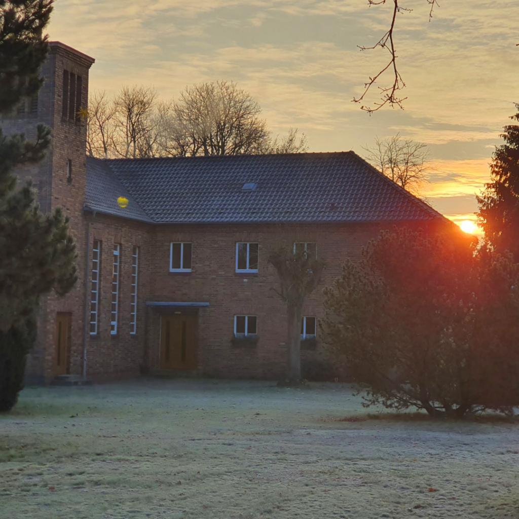 Waldspaziergang Brieselang - Dezember 2020 - Evangelische Kirche Brieselang