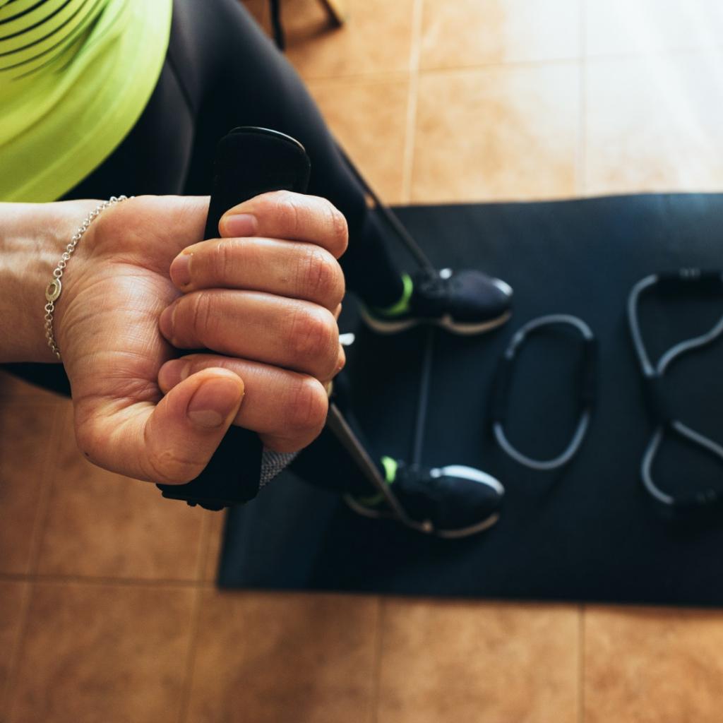 Sport im Lockdown - fit bleiben im Homegym