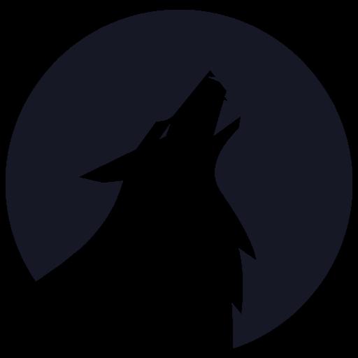Kohli Blog Wolf Logo (für favicon)