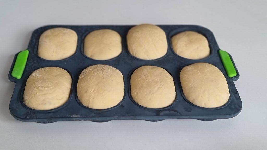 Knusprige Dinkelbrötchen mit dem Bosch Cookit (MCC9555DWC)