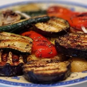 Grillgemüse - so einfach für jedermann