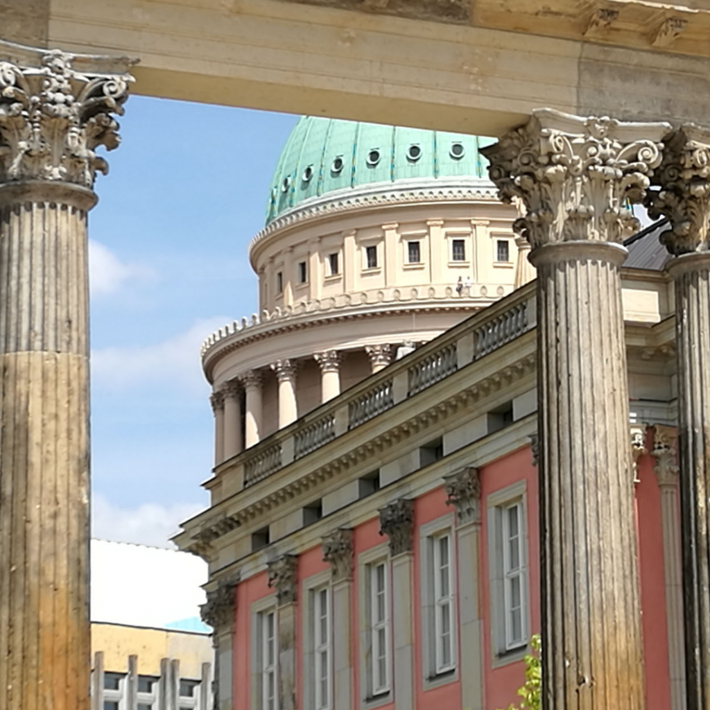 Potsdam Juli 2017
